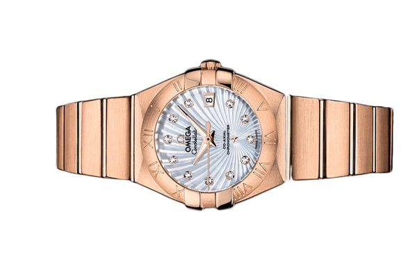Đồng Hồ Omega Constellation Co-Axial 27mm 123.50.27.20.55.001