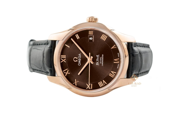 Đồng Hồ Omega De Ville Hour Vision Co-Axial Chronometer 41mm 431.53.41.21.13.001