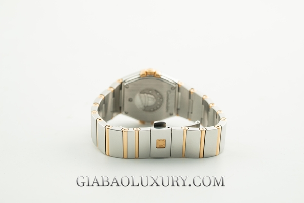 Đồng Hồ Omega Constellation Quartz 27mm 123.25.27.60.55.001