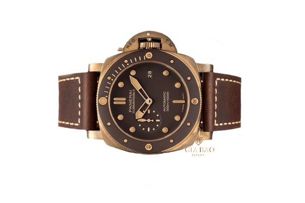 Đồng Hồ Panerai Submersible Bronze Brown Automatic PAM00968