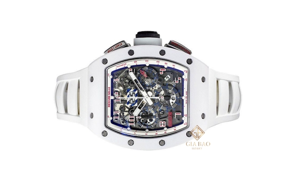 Đồng Hồ Richard Mille RM 011 Ceramic NTPT Asia Limited Edition