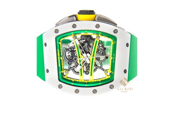 Đồng Hồ Richard Mille RM 61-01 Yohan Blake Asia Limited Edition