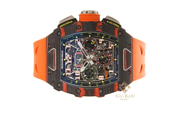 Đồng Hồ Richard Mille RM011-03 MCL CA-FQ