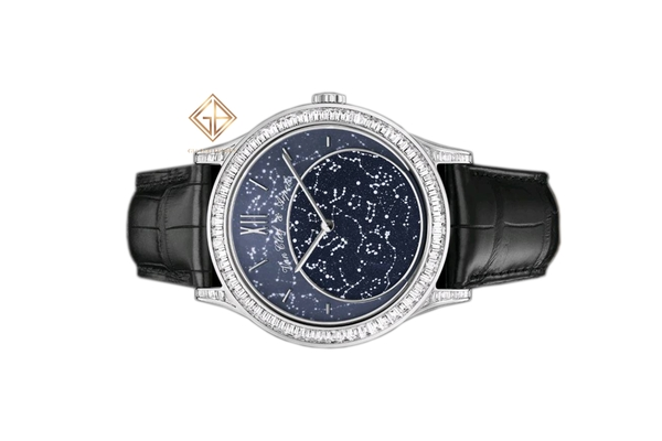 Đồng Hồ Van Cleef & Arpels Midnight In Paris VCARM96400