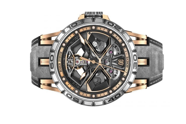 Đồng Hồ Roger Buduis Excalibur Huracán Automatic Skeleton RDDBEX0750