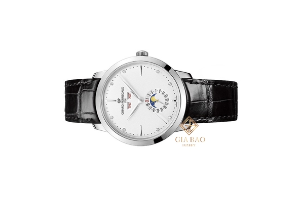 Đồng Hồ Girard Perregaux Moon Phases 40mm 49535-11-1A2-BB60