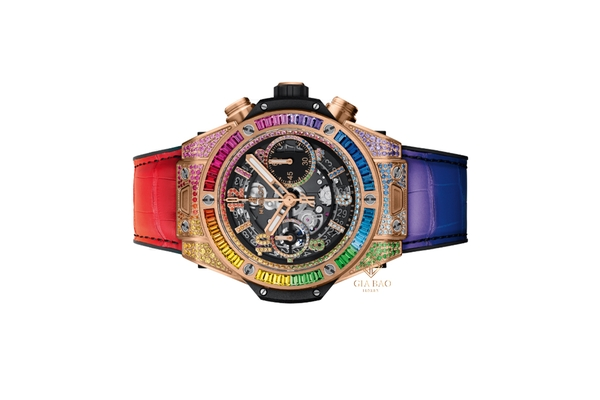 Đồng Hồ Hublot Big Bang Unico RainBow 441.OX.9910.LR.0999