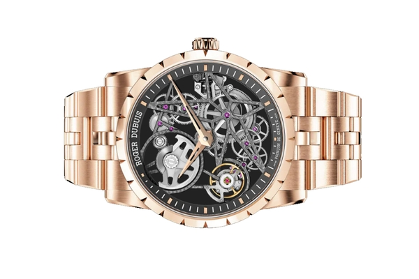 Đồng Hồ Roger Duduis Excalibur Automatic Skeleton RDDBEX0788