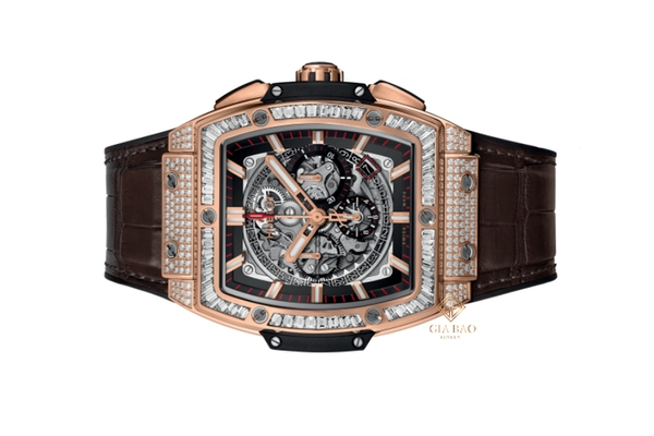 Đồng Hồ Hublot Spirit Of Big Bang JEWELLERY 601.OX.0183.LR.0904