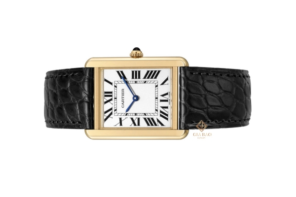 Đồng Hồ Cartier Tank Solo W5200004