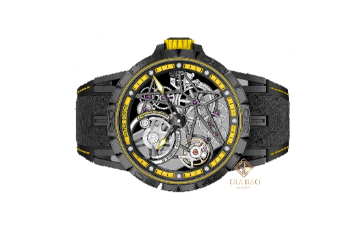 Đồng Hồ Roger Dubuis Excalibur Transparent Skull Automatic RDDBEX0616