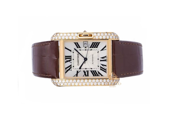 Đồng Hồ Cartier Tank Anglaise WT100021