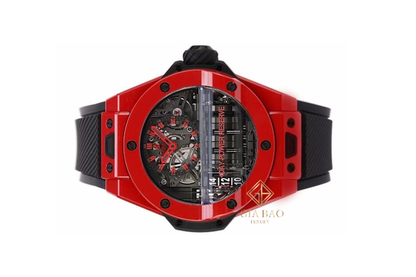 Đồng Hồ Hublot Big Bang Mp-11 Red Magic 911.CF.0113.RX