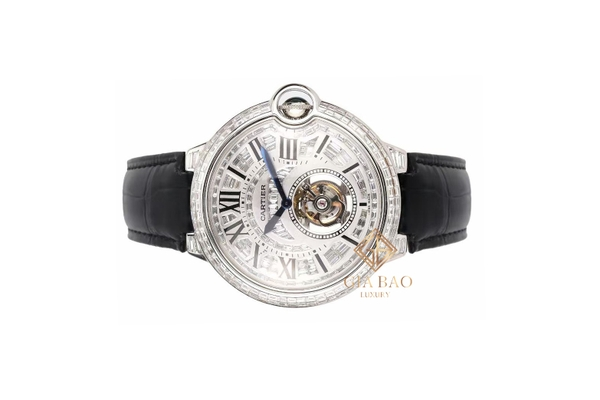 Đồng hồ Cartier Ballon Bleu Flying Tourbillon XL W6920021