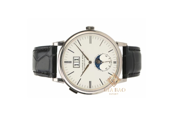 Đồng Hồ A. Lange & Söhne Saxonia Moon Phase 384.026