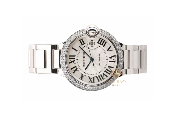 Đồng Hồ Cartier Ballon Bleu De Cartier WE9009Z3