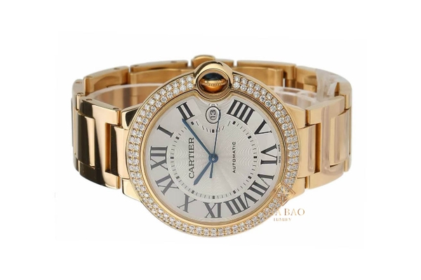 Đồng Hồ Cartier Ballon Bleu De Cartier WE9007Z3