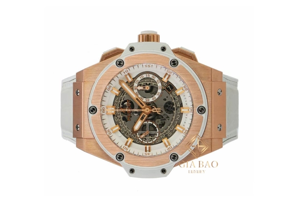 Đồng Hồ Hublot King Power Skeleton 701.OE.0128.GR