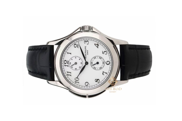 Đồng Hồ Patek Philippe Complicated Calatrava Travel Time 5134G-001
