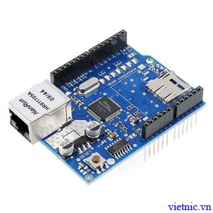 Arduino Ethenet W5100