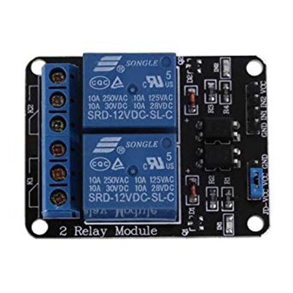 Module relay 12V 2 kênh