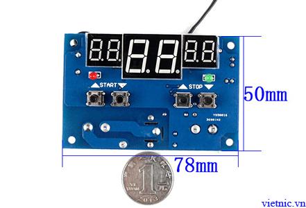 Module điều khiển nhiệt độ