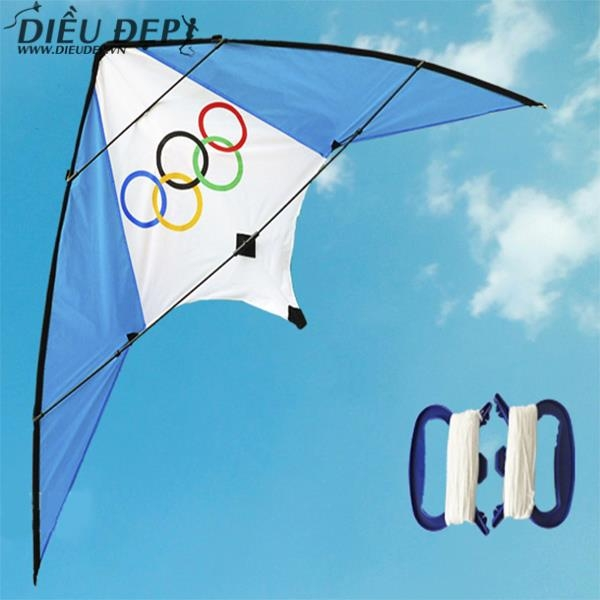 STUNT KITE - OLYMPIC 1M8