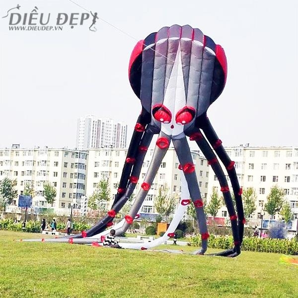 DIỀU NEW OCTOPUS 3D - 20M