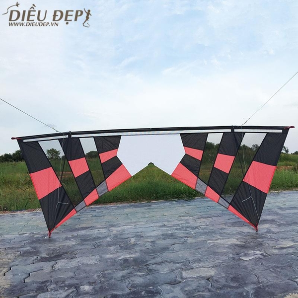 QUAD KITE - REV STRONG WIND PC31 - 2.4M