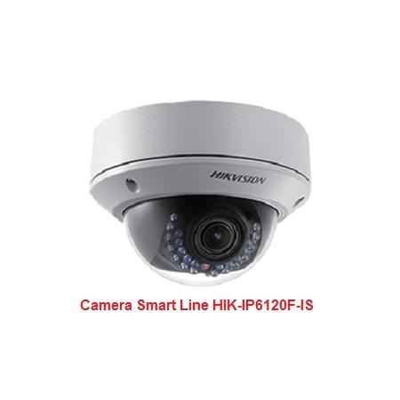 Camera Hikvision Smart Line HIK-IP6120F-IS