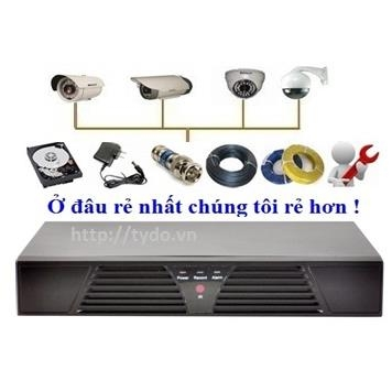 Bộ KIT Camera AVTECH - DVR Kit 10 TD