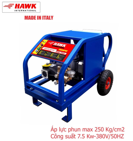 may-rua-xe-italy-7-5kw-200bar