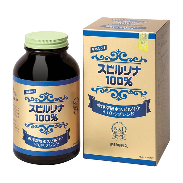 Tảo Spirulina +10% Deep Sea No.1