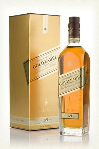 Ruou Johnnie Walker Gold Label 18 Years Old