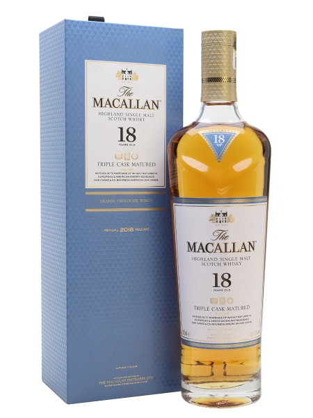 Rượu Macallan 18 Year 0.7L