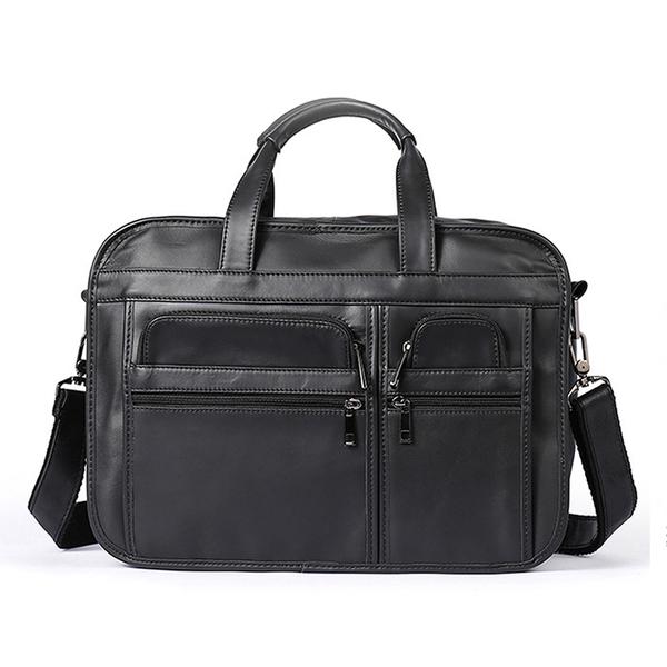 Túi xách nam nhiều ngăn da thật - 795236