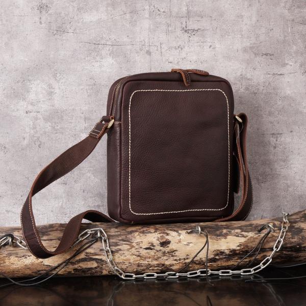 Túi đeo chéo nam da mềm trẻ trung - 1313569