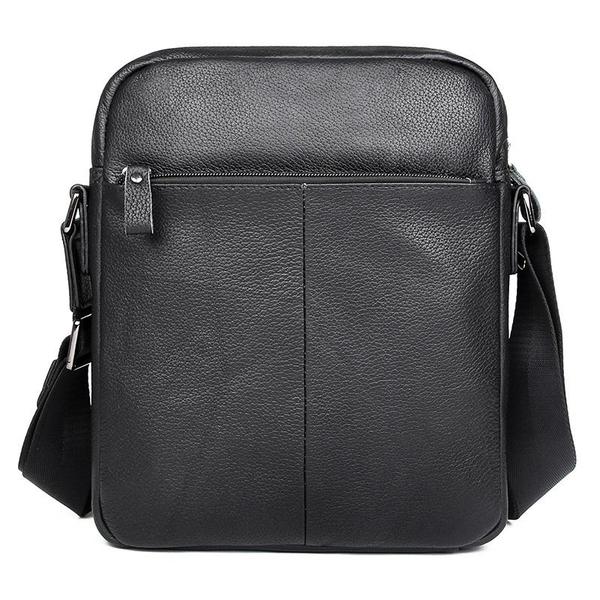 Túi đeo chéonam da bò kiểu dáng đơn giản trẻ trung- 1383312