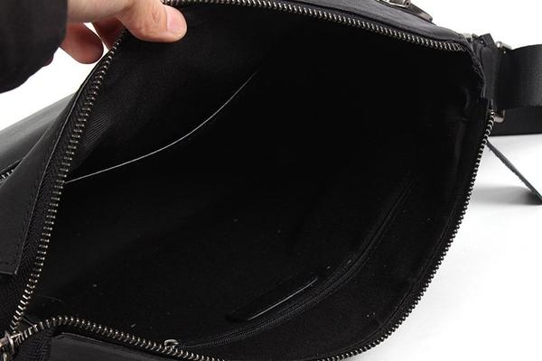 Túi đeo chéo nam Messengerda bò sang trọng - 1352648