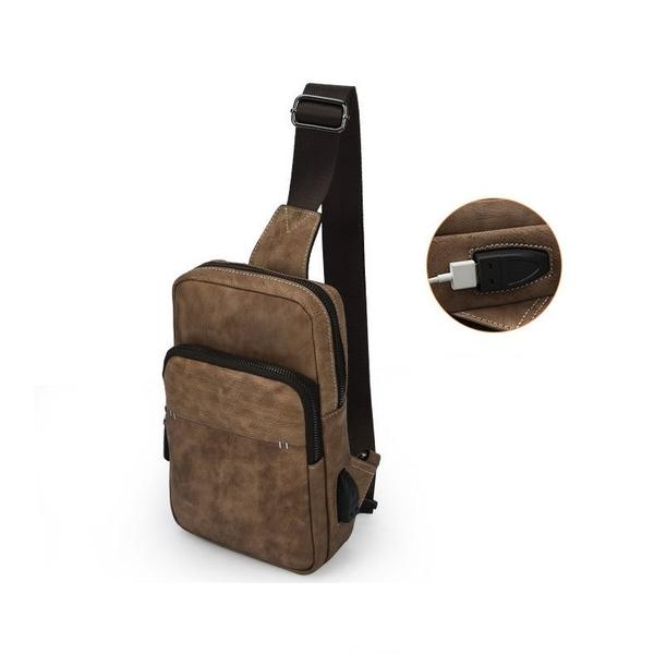 Túi đeo vai nam retro da mềm cá tính - 1379066