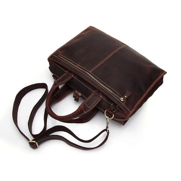 Túi xách nam da bò nguyên miếng - 763158