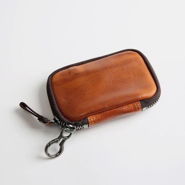 Ví móc chìa khóa da bò thật - 1313647