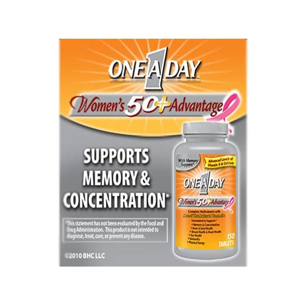 One A Day® Women's 50+