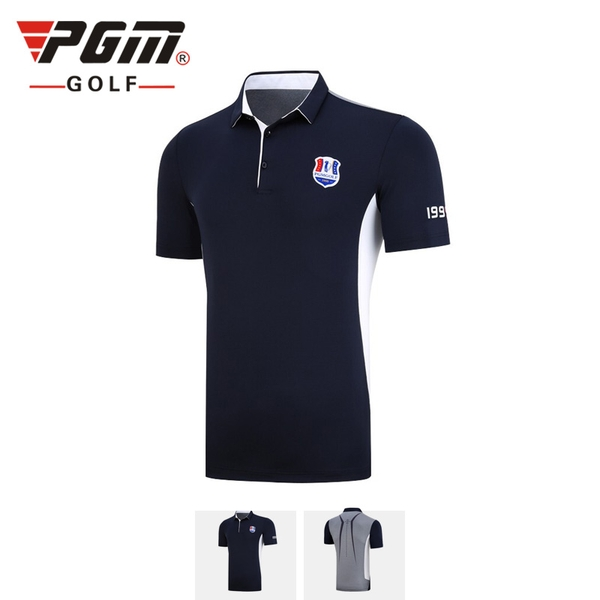 Áo Golf Nam - PGM Men Golf T-Shirt - YF178