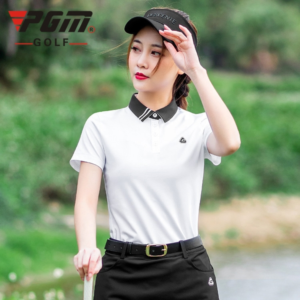 Áo Golf Nữ - PGM Women Golf T-Shirt - YF270