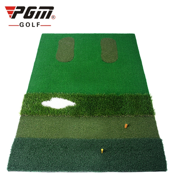 Thảm tập swing golf - PGM Multifunction Hitting Mat - DJD010