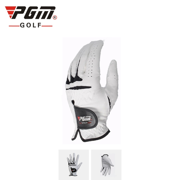 ST002 - Găng Tay Da Golf Nam - PGM Golf Imported Sheepskin Gloves