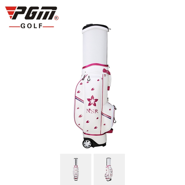 Túi Gậy Golf Nữ - Microfiber Flower Printing Golf Bag - QB056