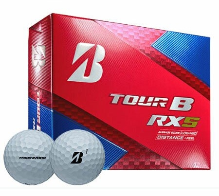 BÓNG GOLF BRIDGESTONE - TOUR B RXS