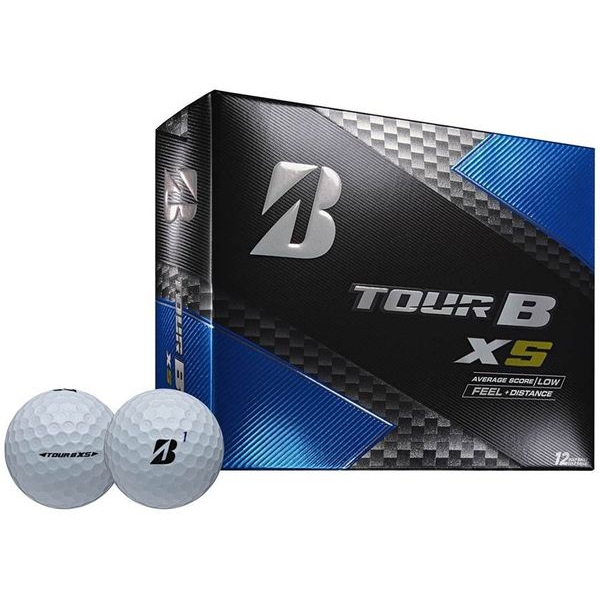 BÓNG GOLF BRIDGESTONE - TOUR B XS TIGER 82